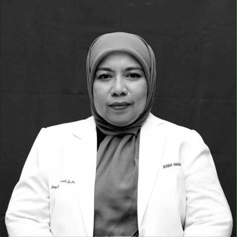 Prof. Dr. drg. Sri Oktawati, Sp.Perio(K)